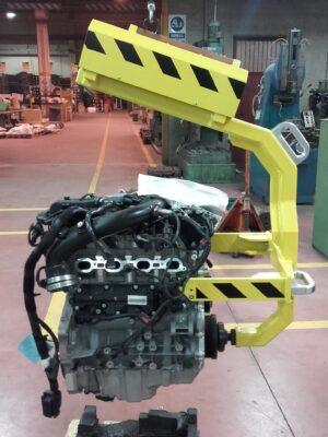 Gancio motore