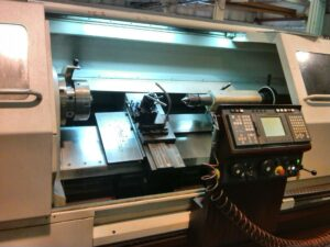 Tornio Harrison Alpha 460 interno